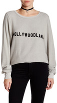 Wildfox Couture Hollywoodland Pullover