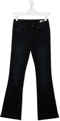 Diesel Flared Style Trousers
