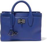 Diane von Furstenberg Viviana leather tote