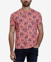 Nautica Men's Floral Print T-Shirt