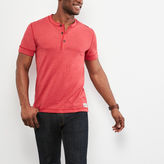 Roots Long Point Short sleeve Henley