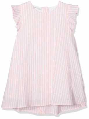 Name It Girl's Nmfjosefine Capsl Dress
