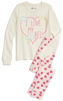 Tucker Girl's + Tate Fitted Two-Piece Pajamas
