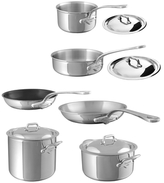 Mauviel M'Cook Cooking Set (14 PC)
