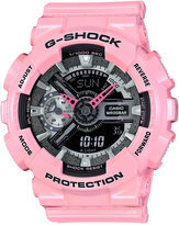 G-Shock Women's Analog-Digital Pink Bracelet Watch 49x46mm GMAS110MP-4A2