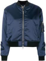 Markus Lupfer silky bomber jacket