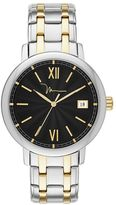 Marc Anthony Men's Smooth Sophistication Two Tone Stainless Steel Watch