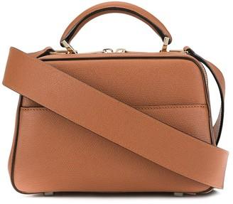 Valextra Zipped Shoulder Bag