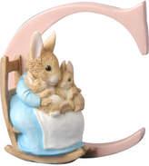Beatrix Potter Alphabet Letter C - Mrs. Rabbit & Bunnies