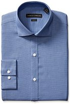 Vince Camuto Men's Pindot Slim Fit Dress Shirt
