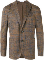 Boglioli woven blazer - men - Cotton/Polyester/Acetate/Cupro - 48