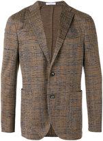 Boglioli woven blazer - men - Cotton/Polyester/Acetate/Cupro - 50