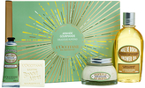 L'Occitane Delicious Almond Bath & Body Gift Set