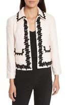Kate Spade Women's Reagan Embellished Boucle Jacket
