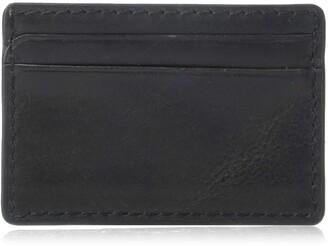 Fossil Men's Beck Leather Card Case Wallet