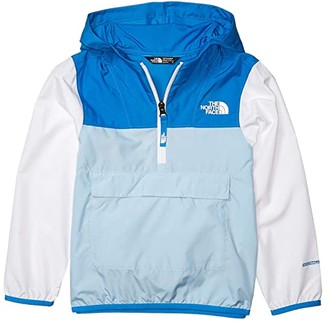 The North Face Kids Fanorak (Little Kids/Big Kids) (Angel Falls Blue) Girl's Coat