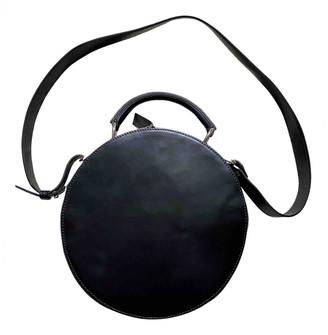 Marimekko Black Leather Handbags