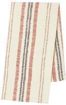 Pehr Designs Railroad Tea Towel in Berry & Plum