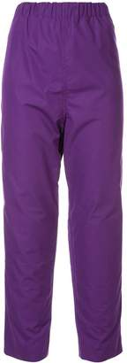 Sofie D'hoore slim-fit cropped trousers