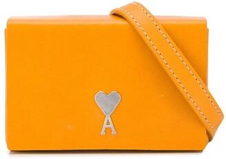 AMI Paris Ami de Coeur mini box bag