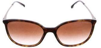 Chanel Strass Cat-Eye Sunglasses
