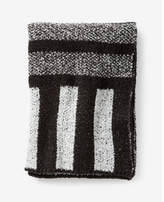 Express neutral knit wrap