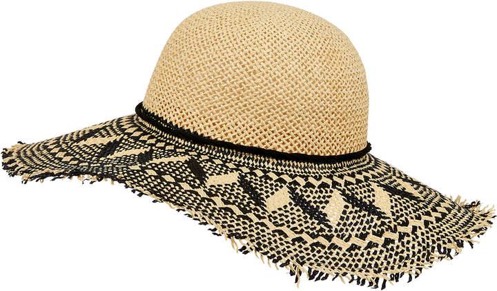 7acabce9f2c3e Floppy Straw Hat - ShopStyle UK