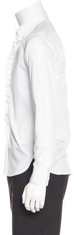 Saint Laurent Popeline St. James Shirt