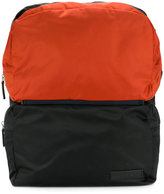 Marni bicolour backpack with cover
