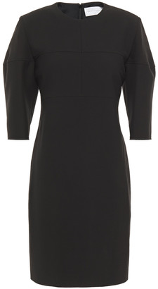 Victoria Victoria Beckham Crepe Mini Dress