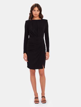 ASTR the Label Artemis Gathered Mini Dress