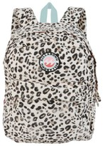 Billabong Girl's Play Date Canvas Backpack - Black
