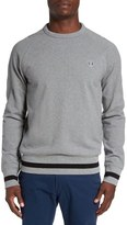 Fred Perry Trim Fit Crewneck Sweater