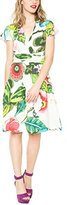 Desigual Women's Knitted Floral Dress