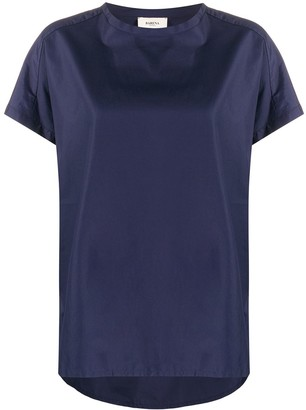Barena Cotton Short Sleeve Top