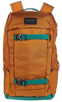 Burton Kilo 2.0 Backpack (Martini Olive Woodcut Palm) Backpack Bags