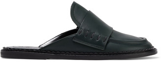 Marni Leather Slippers