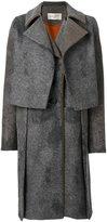Antonia Zander layered jacket