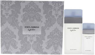 Dolce & Gabbana Women's 2Pc Light Blue Fragrance Set