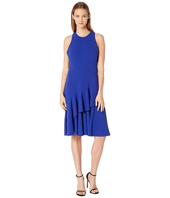 33138be8d6f4a Calvin Klein Concealed Zipper Dresses - ShopStyle