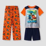 Lego Boys' Ninjago Pajama Set - Orange
