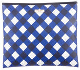 Kate Spade Gingham Grainy Adrianne Pouch