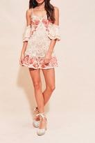 For Love & Lemons Mallorca Tank Dress