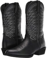 Durango 12 Rebel Frontier R Toe (Black Onyx) Men's Shoes