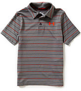 Under Armour Big Boys 8-20 Par Polo Shirt