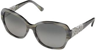 Maui Jim Swaying Palm (Blue Grey/Pearl/White Gold/Neutral Grey) Sport Sunglasses