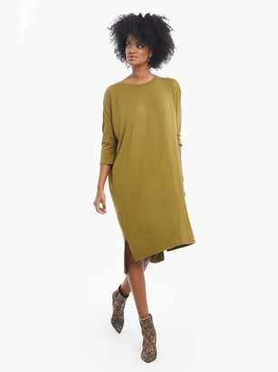 ABLE Veda Midi Dress