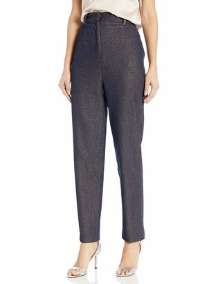 C/Meo Women's by Night Shimmer Straight Leg Pants
