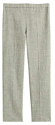 Theory Women's Pull-On Slim Ankle Pants - Size 0