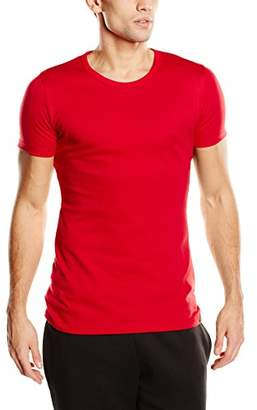 Trigema Unisex T-Shirt Purple Violett (brombeer 099)